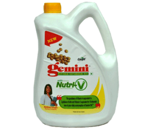 GEMINI SOYA OIL CAN 5LTR