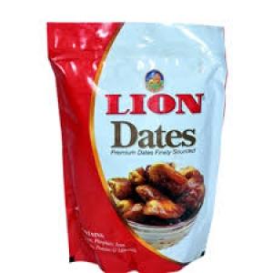 LION DATES PREMIUM 250G