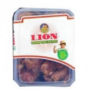 LION DESEEDED DATES 200G