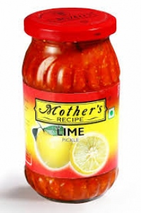 MOTHER`S RECIPE LIME PICKLE 200G