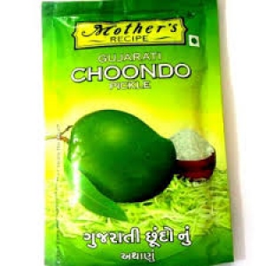 MOTHER`S RECIPE GUJARATI CHOONDO PICKLE 200G