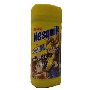 NESTLE NESQUIK CHOCOLATE  250G