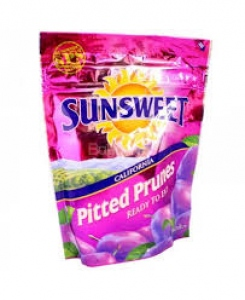 SUNSWEET PITTED PRUNES 227G