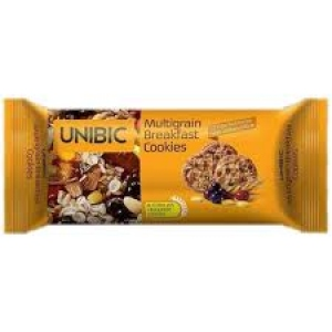 UNIBIC MULTIGRAIN BREAKFAST COOKIES 150G