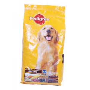 PEDIGREE MEAT& RICE 10KG