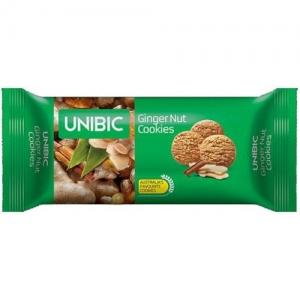 UNIBIC GIINGER NUT COOKIES 75G