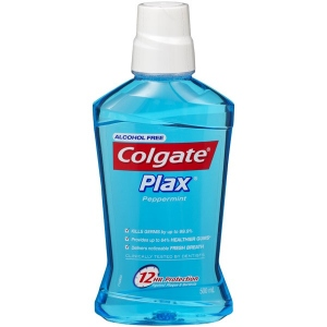 COLGATE PLAX PEPPERMINT 250ML