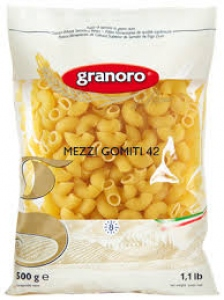 GRANORO MEZZI GOMITI 42 500G