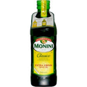 MONINI CLASSICO EXTRA VIRGIN OLIVE OIL 500ML