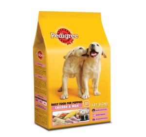 PEDIGREE PUPPY CHICKEN & MILK 1.2KG