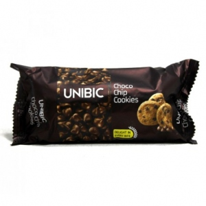 UNIBIC CHOCO CHIP COOKIES 150G