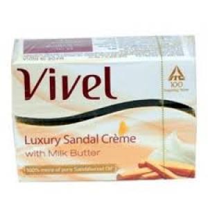 VIVEL LUXURY SANDAL CREME 75G