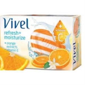 VIVEL REFRESH + MOISTURIZE ORANGE E SOAP 300G