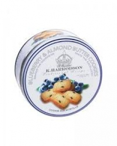 K.HARRODSON BUTTER COOKIES 200GM