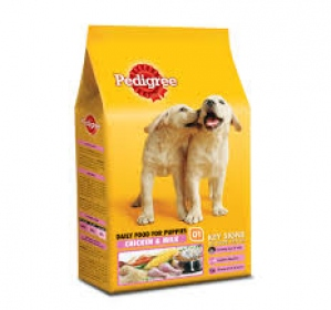 PEDIGREE PUPPY CHICKEN & MILK 3KG