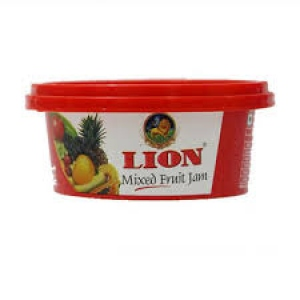 LION MIXED FRUIT JAM 100G