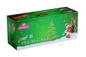 MONGINIS PLUM CAKE 100% VEG