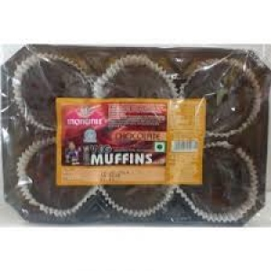 MONGINIS MUFFINS CAKE CHOCOLATE 150G