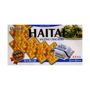 HAITAI SALTINE CRACKERS 141G