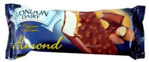 LONDON DAIRY ALMOND STICK1 110ML