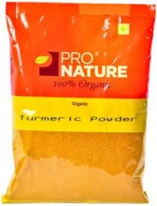 PRO NATURE ORGANIC TURMERIC POWDER 100G