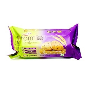 SUNFEAST FARMLITE OATS & RAISINS 75G