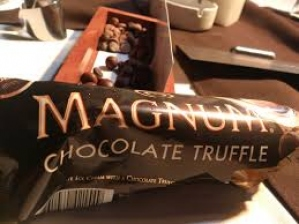 KWALITY WALLS MAGNUM CHOCOLATE TRUFFLE 90ML