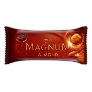 KWALITY WALLS MAGNUM ALMOND 90ML