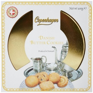 COPENHAGEN DANISH BUTTER COOKIES 400G