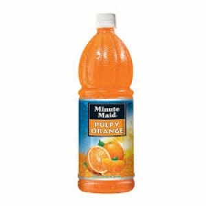 MINUTE MAID PULPY ORANGE 1LTR