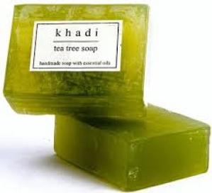 KHADI NATURAL TEATREE SOAP 125G