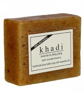 KHADI NATURAL YLANG YLANG SOAP 125G