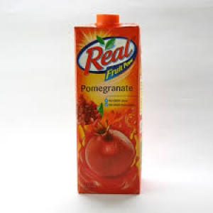 REAL POMEGRANATE  1 LTR