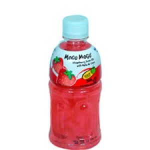 MOGU MOGU STRAWBERRY JUICE 300ML