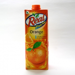 REAL ORANGE 1LTR