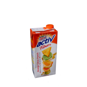 REAL ACTIVE ORANGE CITRUS PUNCH 1LTR