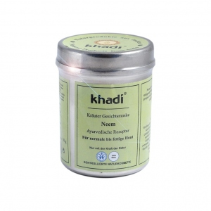 KHADI NATURAL NEEM FACE MASK 50G