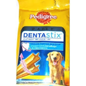 PEDIGREE DAILY DENTASTIX  MED TO LARGE DOG 86G