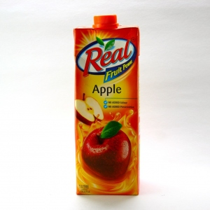 REAL FRUIT POWER APPLE 1LTR