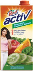 REAL ACTIVE MIX FRUIT CUC SPINACH