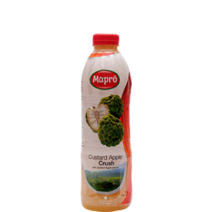 MAPRO CUSTARD APPLE CRUSH 1LTR