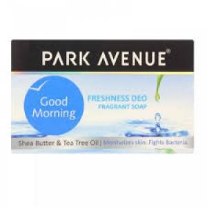 PARK AVENUE GOOD MORNING SOAP 125G