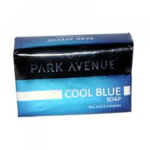 PARK AVENUE COOL BLUE SOAP 125G
