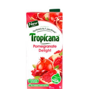 TROPICANA POMEGRANATE DELIGHT 1LTR