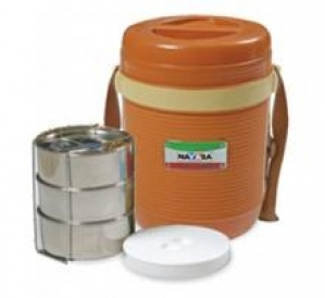 NAYASA ZETA TIFFIN-3 INSULATED LUNCH PACK