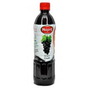 MAPRO GRAPE CRUSH 750ML
