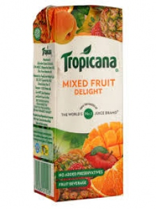 TROPICANA MIXED FRUIT DELIGHT 200ML