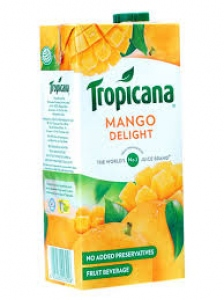 TROPICANA MANGO DELIGHT 200ML