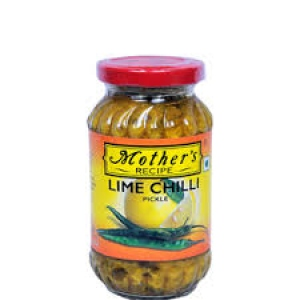 MOTHER`S RECIPE LIME CHILLI PICKLE 350G