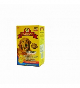 GLENAND DOG BISCUITS LIVER & MEAT 300G